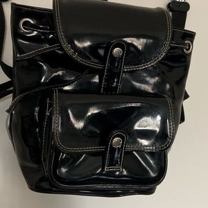 The Gap Little Black Backpack